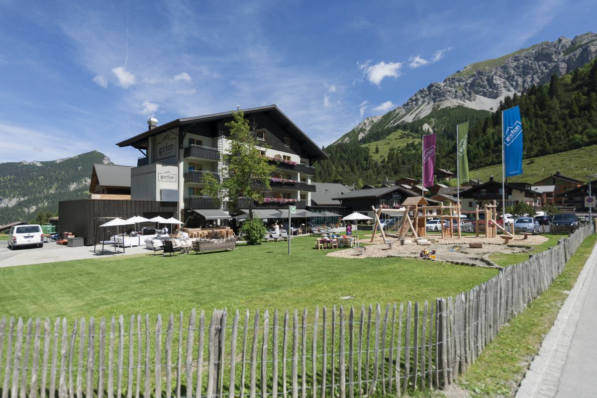 Familienhotel Gorfion in Malbun in Liechtenstein