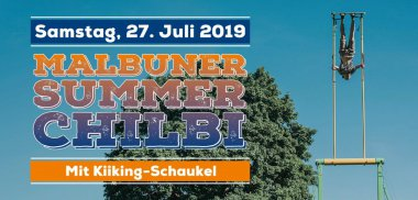 Action an der Malbuner Summerchilbi , Bild 1/1