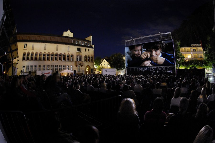Film Fest in Liechtenstein